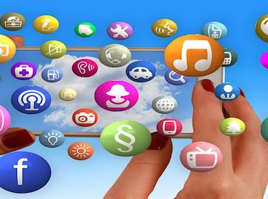 creare un contenuto social